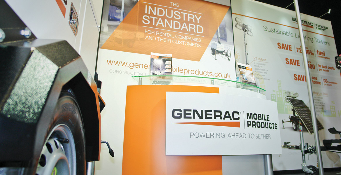 Generac Mobile Products Exhibition